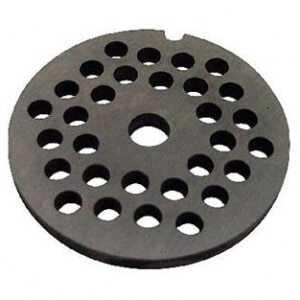 GRILLE 4,5 mm pour Hachoir N°12 REBER - 1