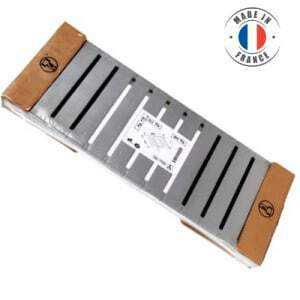 Clayettes plastiques - Profondeur 450 mm Sur traverses aluminium SOFINOR - 1