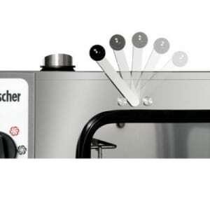 Four Mixte à Vapeur - 10 Niveaux GN 1/1 ou 600 x 400 Bartscher - 7