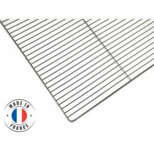 Grille Inox 600 x 800 Mm SOFINOR - 1