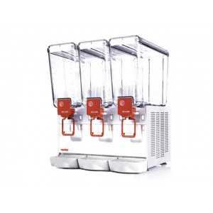Distributeur de Boissons Réfrigérées Arctic Deluxe - 3 x 12 L Ugolini - 1