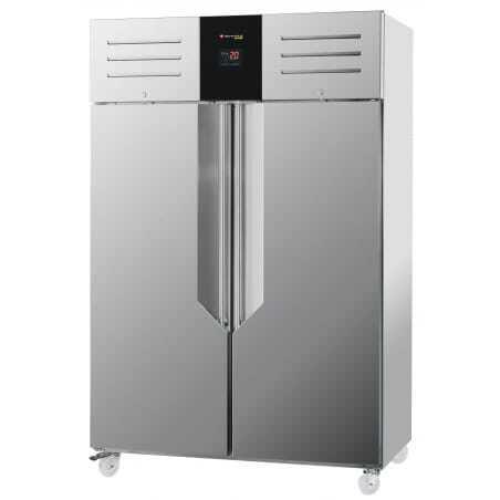 Armoire Réfrigérée Négative GN 2/1 1400 L 2 Portes Codimatel  - 1