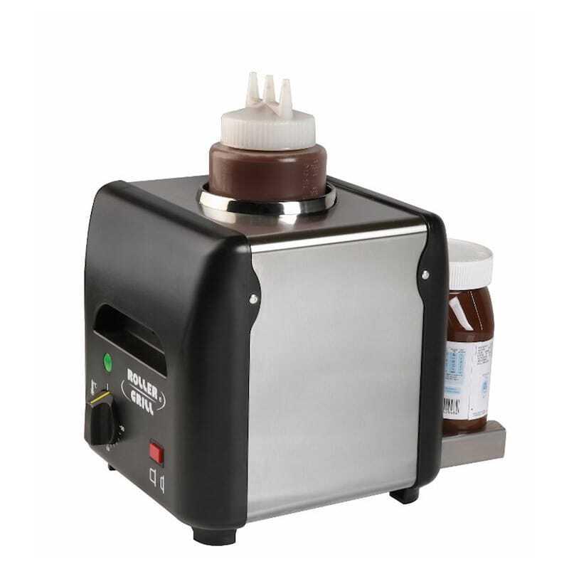Distributeur Chauffe Sauce électrique