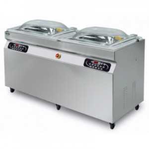 Machine Sous Vide à Cloche 550S Duplex Lavezzini - 1
