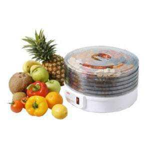 Deshydrateur Fruits et Légumes Tellier - 1