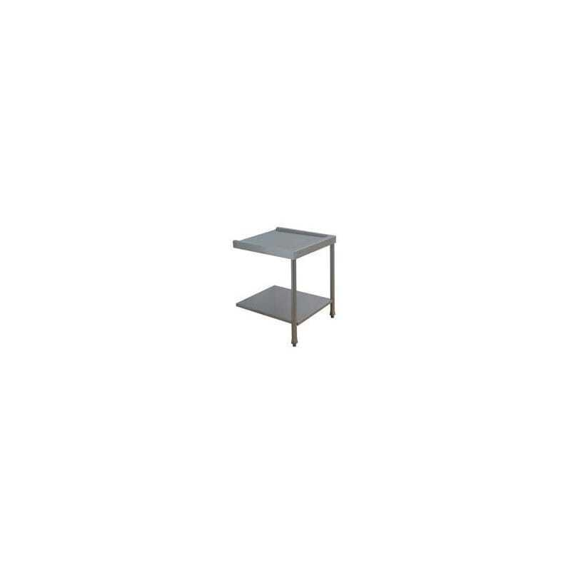 Table Entrée/Sortie pour Lave-Vaisselle À Capot FourniResto - 1