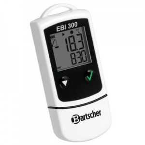 Enregistreur de Données EBI 300 - USB Bartscher - 1