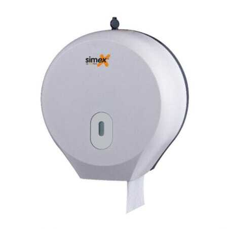 Distributeur Papier Toilette Blanc Elégance FourniResto - 1