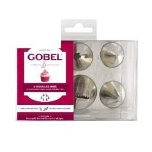 Boîte Cristal de 6 Douilles Gobel - 1