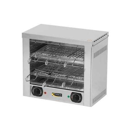 Toaster Professionnel - Double SOFINOR - 1