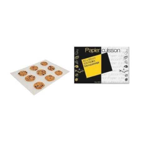 Feuilles de Papier Cuisson Éco Responsable 400 x 600 mm - Lot de 500 FourniResto - 1