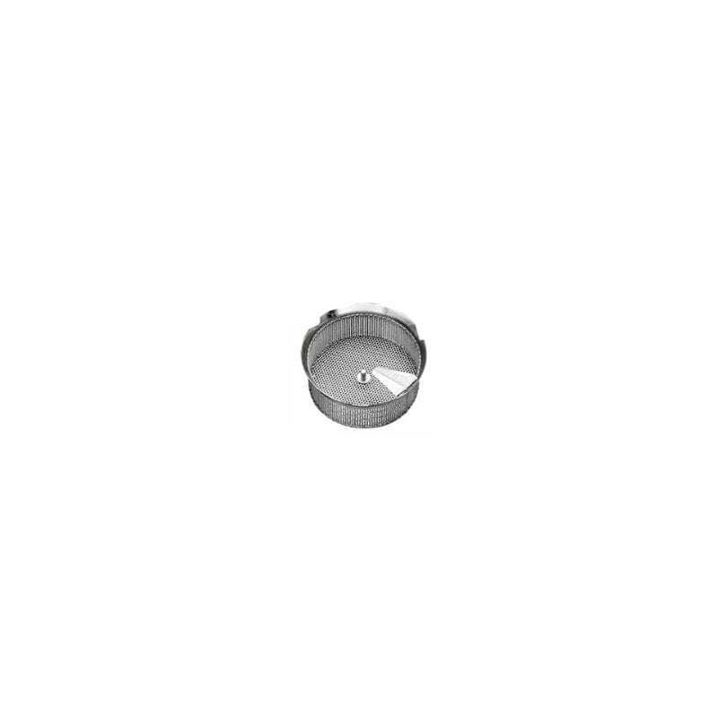 Grille Ø 1,5 mm pour Moulin N°5 Acier Etamé Tellier - 1