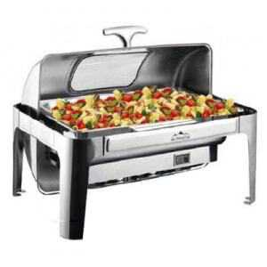 Chafing Dish Electrique Luxe GN 1/1 Alpinox - 1