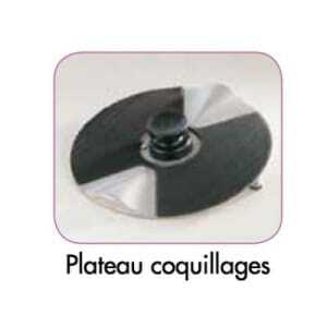 Plateau Coquillages pour EP 10 - EP 15 Robot-Coupe - 1