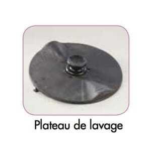 Plateau Lavage pour EP 10 - EP 15 Robot-Coupe - 1