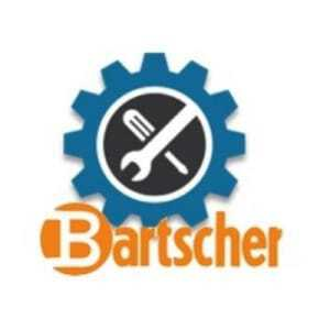 Grille 438 x 315 x 15 mm pour Four à Convection Professionnel Bartscher - 1