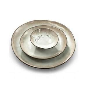 Assiette Plate Gamme Shadow - Ø 28 cm - Lot de 6 Medard de Noblat - 3