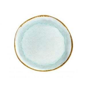 Assiette Plate Gamme Shadow Aqua - Ø 28 cm - Lot de 6 Medard de Noblat - 2