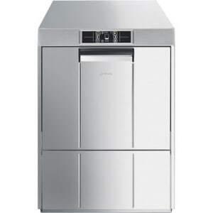 Lave-Vaisselle Professionnel Topline Frontal à Double Paroi Double Panier - 50 x 50 SMEG - 1
