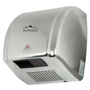 Sèche-mains Automatique Inox Alpinox - 1