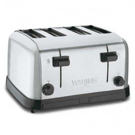 Toaster Spécial Bagel Waring - 1
