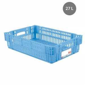 Caisse Liaison Froide 27L Bleu Gilac - 1