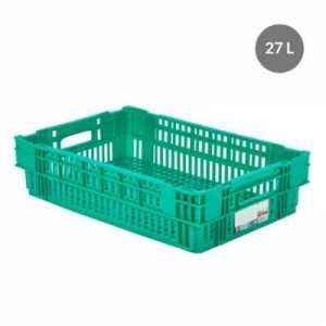 Caisse Liaison Froide 27L Vert Gilac - 1
