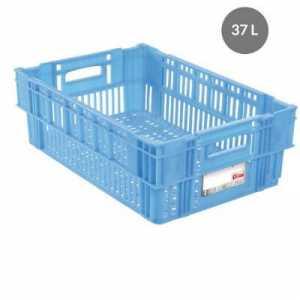 Caisse Liaison Froide 37L Bleu Gilac - 1