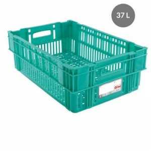 Caisse Liaison Froide 37L Vert Gilac - 1