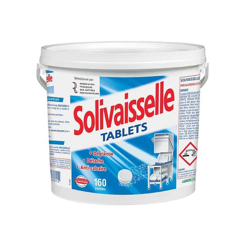Solivaisselle Tablets Lave Vaisselle