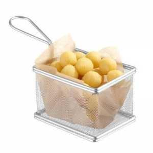 Panier à Frites Miniature 120 x 100 mm HENDI - 2