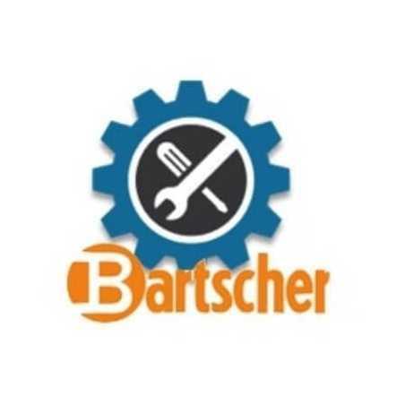 Couvercle GN 1/4 avec Joint Bartscher - 1
