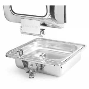 Chafing Dish Induction GN 2/3 HENDI - 3