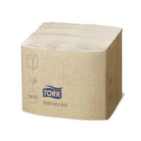 Serviettes Naturelles 2 plis pour Distributeur Xpressnap Fit® - Lot de 4320 Tork - 1