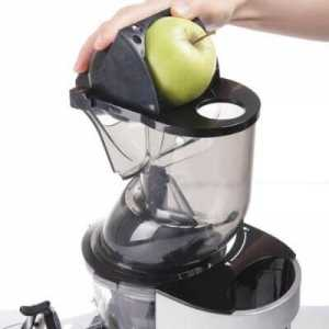 Extracteur de Jus - Slow Juicer HENDI - 2