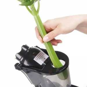 Extracteur de Jus - Slow Juicer HENDI - 3