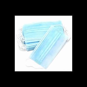 Masques De Protection Chirurgicaux Jetables - Lot de 50 FourniResto - 1