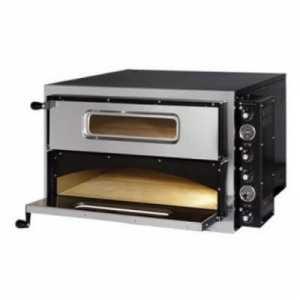 Four à Pizza Electrique Basic - 2 Niveaux x 4 Pizzas - Ø 340 mm Codimatel - 1