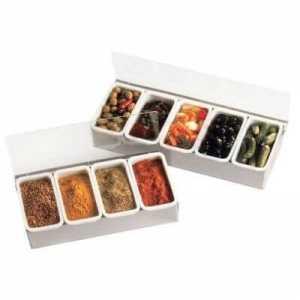 Boîte à Épices Inox Tellier - 1