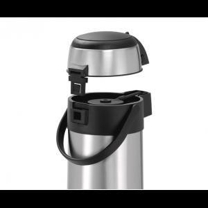 Pot Thermos avec Pompe 3L Bartscher - 4