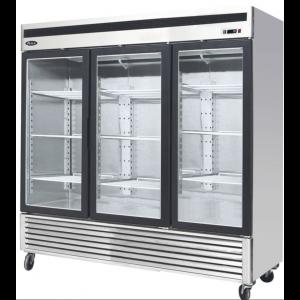 Armoire Vitrée Réfrigérée 2050 Litres - Négative FourniResto - 1