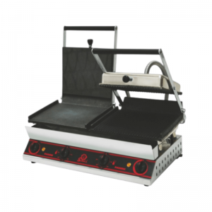 Grill Panini Professionnel Double Mixte Sofraca - 2
