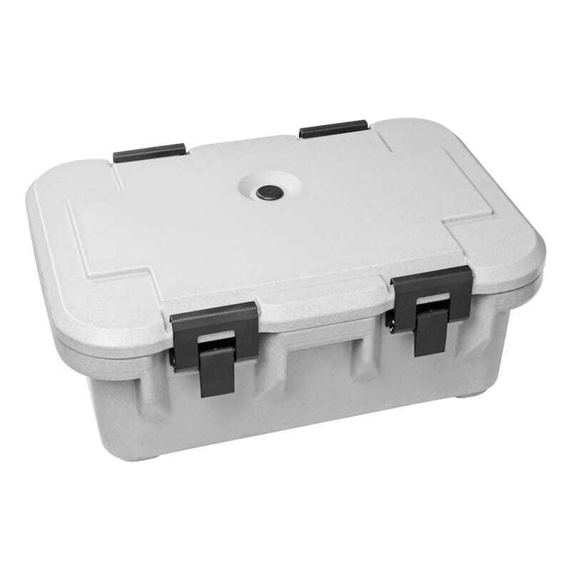 Conteneur isotherme pour le transport d'aliments en bac GN 1/1