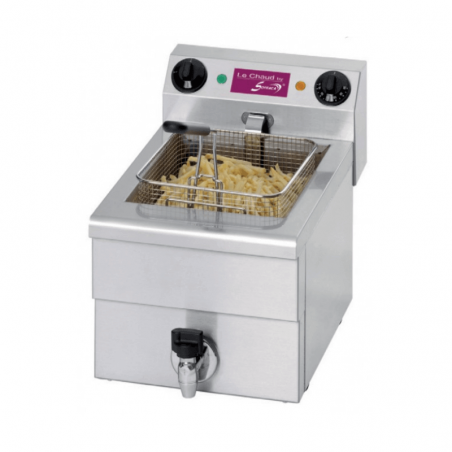 Friteuse Professionnelle 10 L Sofraca - 1