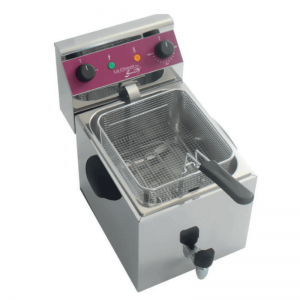 Friteuse Professionnelle - 8 L Sofraca - 1