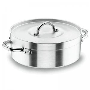 Braisière Professionnelle avec Couvercle - Chef-Aluminio Lacor - 1