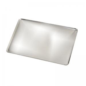 Plaque Pâtissière en Aluminium - 600 x 400 mm Gobel - 1
