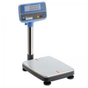 Balance Professionnelle à Colonne Portée 6/150/300 Kg Tellier - 1