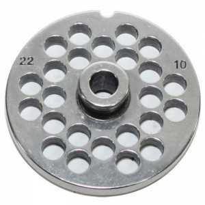 GRILLE 10 mm pour Hachoir N°22 REBER - 1