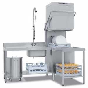 Lave Vaisselle Professionnel à Capot 500 x 500 Colged - 1